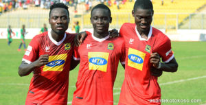 Kotoko beat All Stars 1-0 in Kumasi, Hearts- Liberty Share spoils in Accra