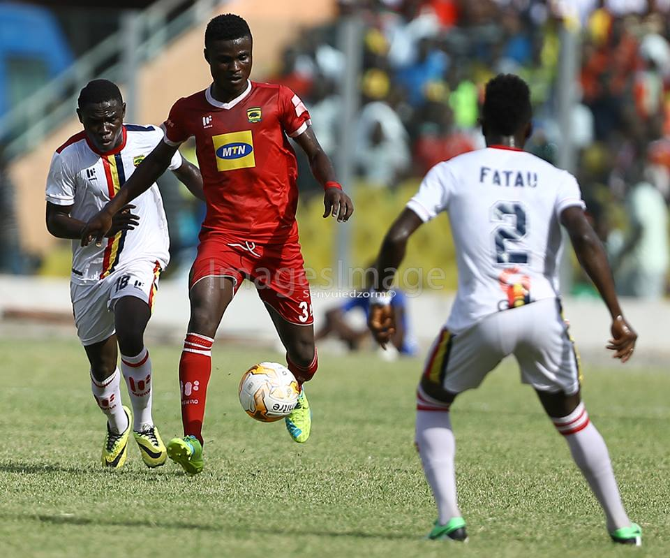 All the facts and figures you need to know after Ghana league first round
