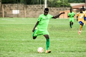 Dreams FC slap $1 million price tag on Emmanuel Lomotey