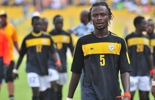 Unpaid bonuses will not affect us in Congo - Medeama Skipper Malik Akowuah