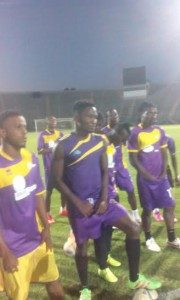 Medeama trains today to fine tune preparations ahead of Mazembe clash on Sunday