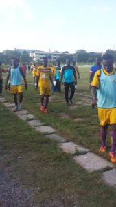 Medeama-Techiman City outstanding match fixed for Tuesday morning