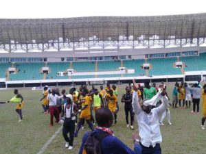 Match Report: Medeama 2-0 Techiman City: Mauves beat Citizens to climb up