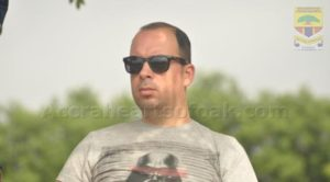 I will give my life for Hearts of Oak – Sergio Traguil
