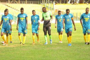 Wa All Stars coach Adipah showers praise on his players despite kotoko defeat