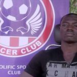 Uriah Asante was close to joining the MLS - Manager
