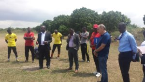 GFA Prez Nyantakyi , Avram Grant visit Black Starlets in Prampram ahead of AYC qualifier next week