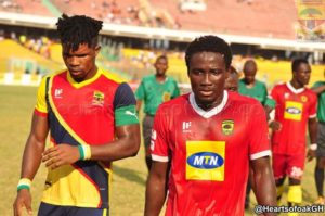 Hearts board chairman Togbe Afede promises each player $500 if they beat Kotoko