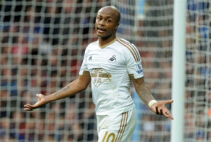 Andre Ayew is shock Chelsea target