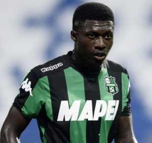 Europa League: Ghana's Alfred Duncan helps Sassuolo secure vital away point