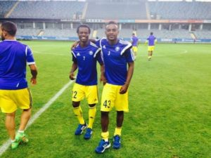 Europa League: Ghana duo of Richard Gadze and Anthony Annan spur HJK to victory