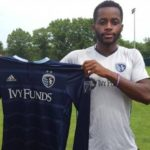 Sporting KC signs  Ghana midfielder Appiah