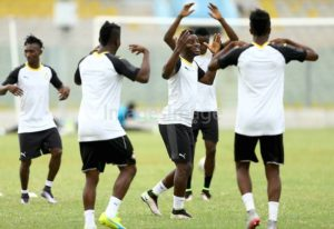 Ghana third in Africa but move up to 36th on latest FIFA ranking