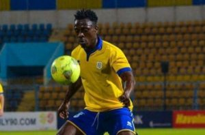 Emmanuel Banahene registers 10th Egyptian League goal