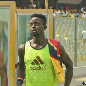 GHPL: Cosmos Dauda nets more away goals than the entire Kotoko