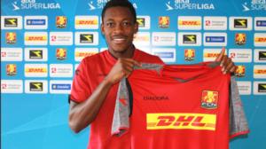Ghana's Divine Naah joins FC Nordsjælland on loan