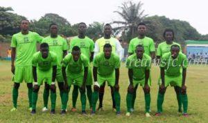 Dreams FC coach CK Akunnor praises his team after Aduana Stars win
