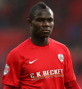 Sporting Kansas City manager Peter Vermes shows interest in Emmanuel Frimpong