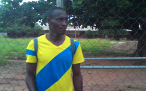 Dreams FC coach CK Akunnor lauds veteran striker Eric Gawu