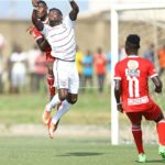 Inter Allies- Kotoko share spoils at the Tema Stadium