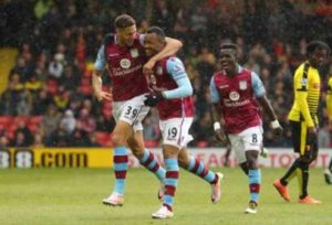 Jordan Ayew scores and sets up another in  Aston Villa pre-season win over Telford