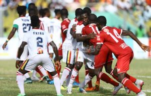Kotoko vs Hearts game to be played on Sunday, all other games rescheduled