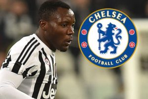 Conte won't give up, Chelsea Retain Interest In Kwadwo Asamoah