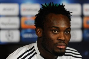 VIDEO: Michael Essien endorses Kanu heart foundation