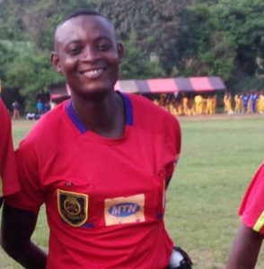 Ghana FA mourns referee Emmanuel Ofei's death