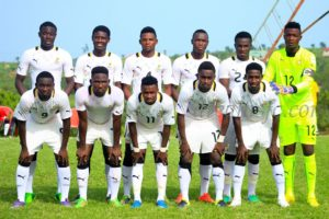Coach Didi Dramani names strong squad for Senegal clash