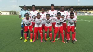WAFA-Medeama share spoils in GPL outstanding game in Sogakope