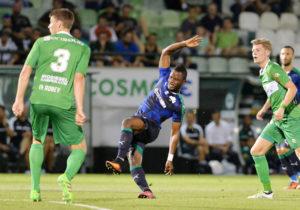 Europa League: Mubarak Wakaso beats Ghanaian duo Kpozo and Ofori in play-offs