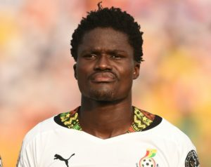Black Stars need focus to qualify for Russia 2018 - Amartey