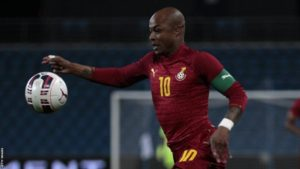 Andre Ayew urges fans to support team in 2018 qualifiers