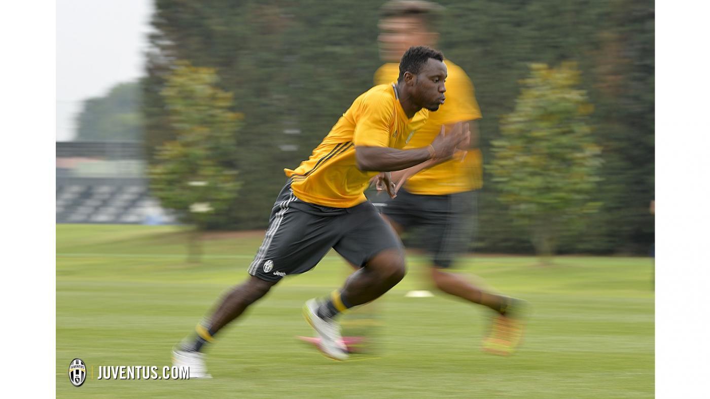 VIDEO: Watch Kwadwo Asamoah's goal for Juventus in pre-season training match