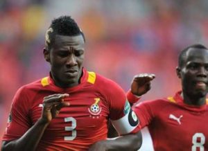 I waited to be made captain of the Black Stars so others should also bid their time: Asamoah Gyan