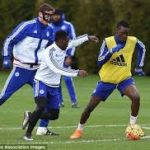Baba Rahman, Atsu fly with Chelsea to Los Angeles for pre-season tour
