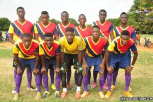 Young Phobians held by Desert Warriors in Division two game