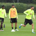 WATCH PICTURES: Ghana defender Baba Rahman starts pre-season with Chelsea