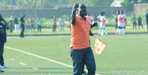 Michael Osei sure of Kotoko victory over Bechem United