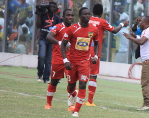 Dauda Mohammed joins Kotoko squad ahead of Sunday's Super Clash with Hearts