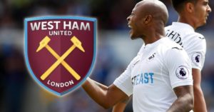 West Ham set to sign Andre Ayew for £16million