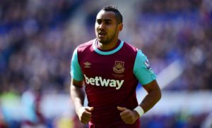 Andre Ayew to replace Dimitri Payet at West Ham