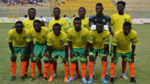PICTURES: How Ebusua Dwarfs prepared for historic win over Kotoko