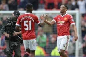Martial is the best palyer at Man United - Fosu-Mensah