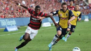 Ghana player Kwabena Appiah-Kubi set to join A-League club Central Coast Mariners