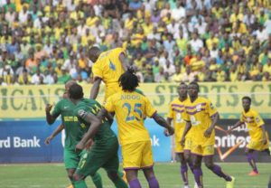 Photos: Medeama SC beat Young Africans of Tanzania 3-1 in a CAF Confederation Cup game