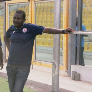 """Officiating has improved"" - Inter Allies"