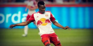 New York Red Bulls attempting to trade Ghana midfielder Lloyd Sam