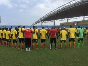 Black Satellites to leave for Senegal tomorrow for AYC final qualifier